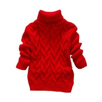 Girls Outerwear Coat Pullovers Knitting