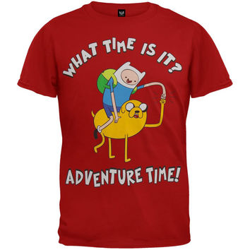 Adventure Time - Fist Dap Up High Youth T-Shirt