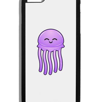 Cute Jellyfish Black Dauphin iPhone 6 Plus Cover by TooLoud