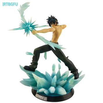 Gray 29cm Fairy Tail 1pc Japanese Anime Figures PVC Action & Toy Figures One Piece Action Figure Childhood Edition