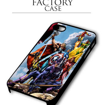 marvel icon iPhone 4, iPhone 4s, iPhone 5, iPhone 5s, iPhone 6, iPhone 6+,iPod 4, iPod 5 case