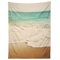 Bree Madden Ombre Beach Tapestry