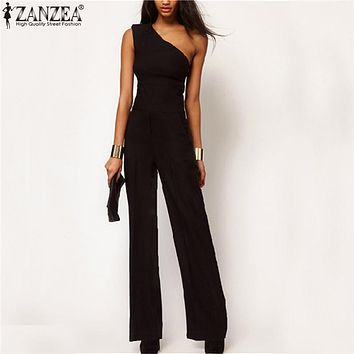 Women Full Length Casual Jumpsuits & Rompers 0925-15