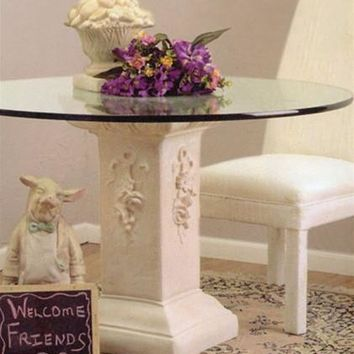 French Country Flower Designer Table Base 30H