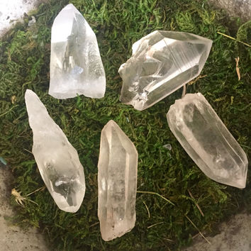 Large Quartz Point