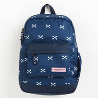 Cross Fishbones Backpack
