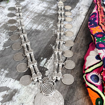 Saltwater Pirate Coin Necklace