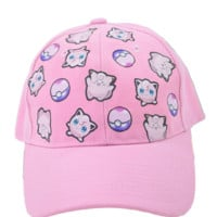 Pastel Pink Pokemon Hat | In Control
