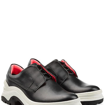 Kenzo - Leather Lace-Ups