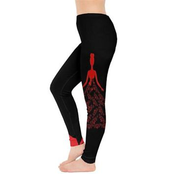 Lady Love Custom Leggings