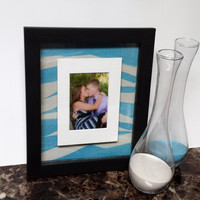 Wedding Sand Ceremony Shadow Box Picture Frame Set, Unity Frame Set