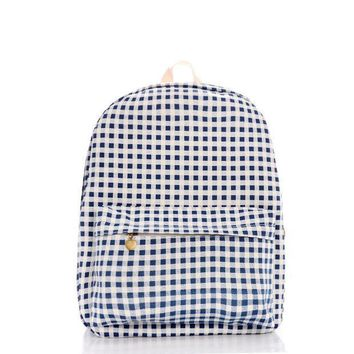 Fashion Stylish Plaid Backpack = 4887580740