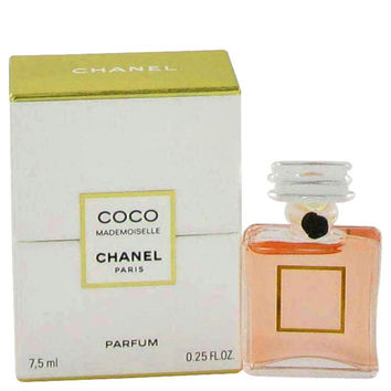 COCO MADEMOISELLE by Chanel Pure Perfume .25 oz