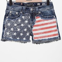 Girls - Miss Me Flag Short