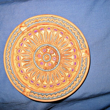 ORIGNAL HANDMADE ASHTRAY - Handmade in Rhodes G...