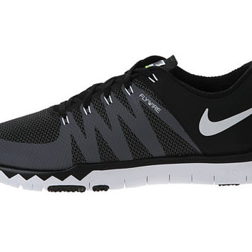 Nike Free Trainer 5.0 V6 Black/Dark Grey/Volt/White - 6pm.com