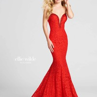 Ellie Wilde EW118036- Red