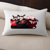 Merry Christmas 5SOS Family  pillow amazing for you