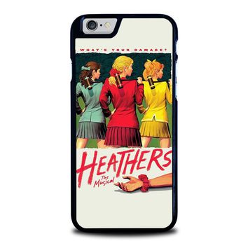 HEATHERS BROADWAY MUSICAL iPhone 6 / 6S Case Cover