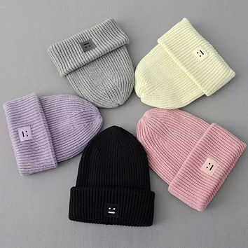 Winter Wool Couple Hats [9138772231]