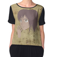 'Sasha's Potato' Graphic T-Shirt by FlyNebula