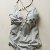 Eberjey Madison Maillot Light Grey
