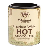 Hazelnut Flavour White Hot Chocolate