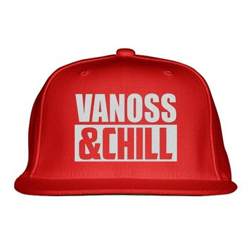 Vanoss And Chill Embroidered Snapback Hat