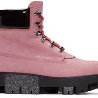 Pink Telde Hiking Boots