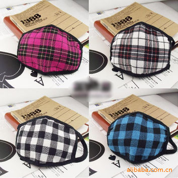 Winter warmer surgical windproof breathing anti dust masks mouth face mask repirator for biker walking protective 2pcs/lot  M010