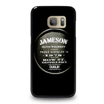 JAMESON WHISKEY Samsung Galaxy S7 Case Cover