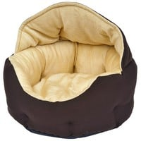 Plush Pet Bed - Small | HomeSuperstore