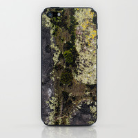Stone Wall iPhone & iPod Skin by Stephen Linhart