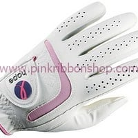 "Pink Ribbon ""Hope"" Performance Fit Golf Glove by Wilson"