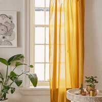 Swiss Dot Curtain - Urban Outfitters