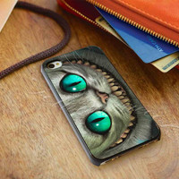 Alice in Wonderland Cheshire Cat - for iPhone 4/4s, iPhone 5/5S/5C, Samsung S3 i9300, Samsung S4 i9500 Hard Case *ojoturuwaecok*