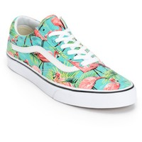 Vans Old Skool Van Doren Flamingo Shoes