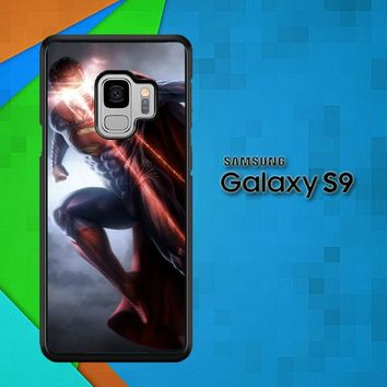 Superman Cool Z1041 Samsung Galaxy S9 Case
