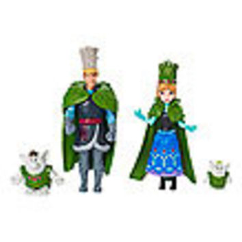 Disney Frozen Troll Wedding Small Doll Set