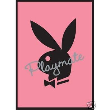 PLAYBOY POSTER Playmate Bunny Logo RARE HOT NEW 24X36