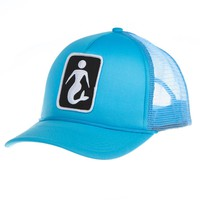 FIN Made - Mermaid Snapback | Aqua