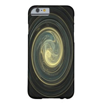 Spiral design custom iphone case barely there iPhone 6 case