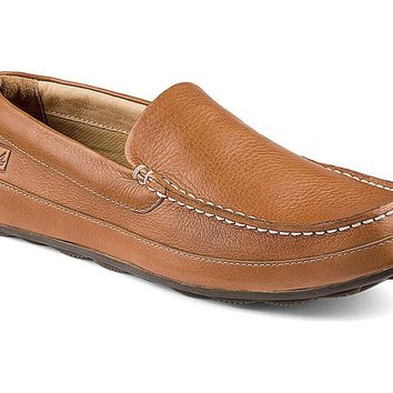 Hampden Venetian Loafer in Sahara Brown by Sperry