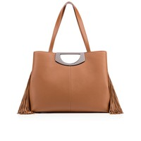 Passage Shopping Fringes Ecureuil Leather