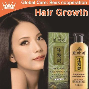 Hair Care Authentic Rapid Effects Women Postpartum Seborrheic Alopecia Hair Restorer Medicine Densely Hair Growth Shampoo