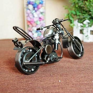 Super Children Small Decor Motorcycle Toys