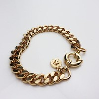 Gold Marc Jacobs Chain Bracelet from Trend Shop