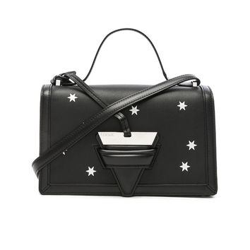Loewe Barcelona Stars Bag in Black & Silver | FWRD
