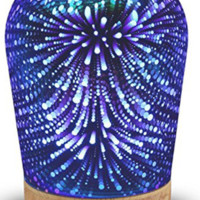 FunLight Diffuser™ 16 Color LED Light  Essential Oil Diffuser