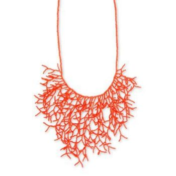 BCBGMAXAZRIA - ACCESSORIES: JEWELRY: VIEW ALL: DRAPED VINE NECKLACE